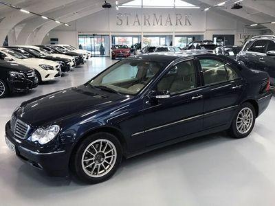 brugt Mercedes C200 1,8 Komp. Classic aut.