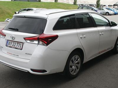 brugt Toyota Auris Touring Sports 1,2 T T2 Comfort 116HK Stc