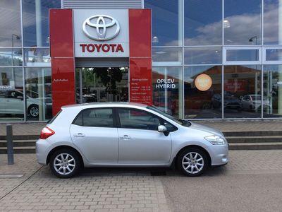 brugt Toyota Auris 1,6 VVT-I T2 a/c 132HK 5d