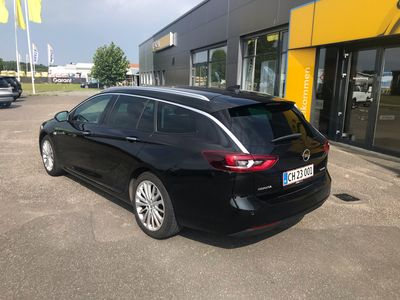 brugt Opel Insignia Sports Tourer 1,5 T Innovation 165HK Stc Aut.