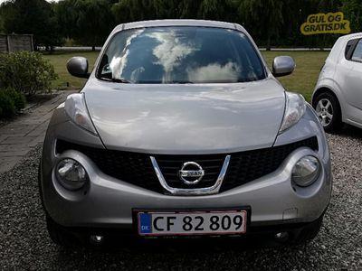 brugt Nissan Juke 2011