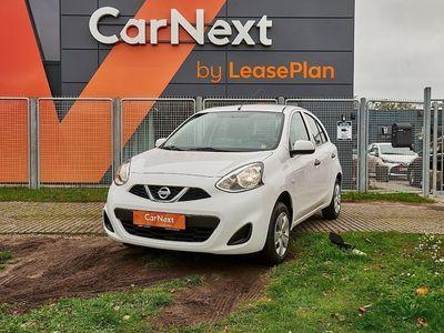 brugt Nissan Micra 1,2 80 Visia