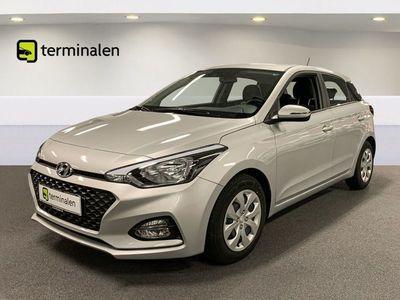 brugt Hyundai i20 1,0 T-GDi Value Edition DCT
