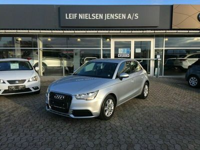 brugt Audi A1 Sportback 1,4 TFSi 122 Attraction