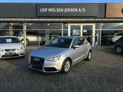 brugt Audi A1 Sportback 1,4 TFSi 122 Attraction