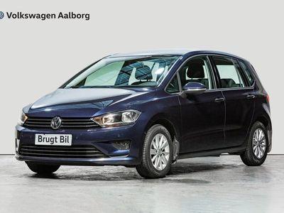 brugt VW Golf Sportsvan 1,4 TSi 125 Comfortline DSG BMT