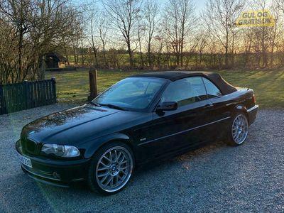 brugt BMW 330 Cabriolet E46 ci