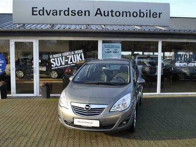 brugt Opel Meriva 1,4 Turbo Cosmo 120HK