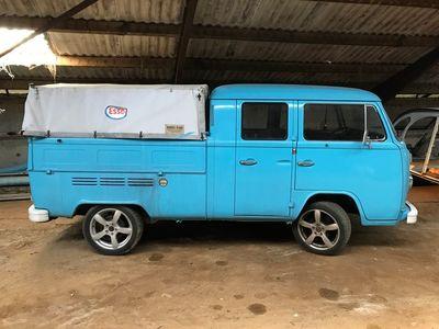 brugt VW T2 Doka