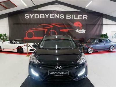 brugt Hyundai i30 Cw 1,6 CRDi Comfort XTR ISG 110HK Stc 6g