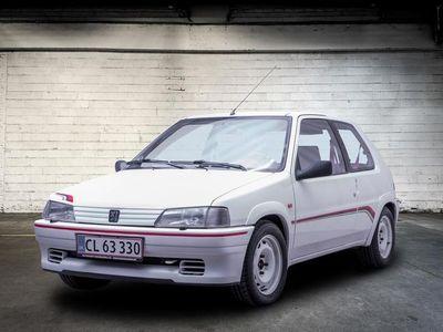 brugt Peugeot 106 1,3 Rallye