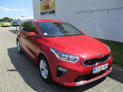 used Kia cee'd SW 1,4 T-GDI Intro Edition DCT 140HK Stc 7g Aut.