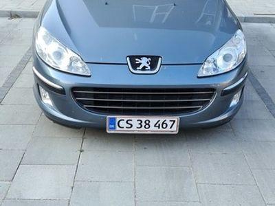 brugt Peugeot 407 2,0 HDI