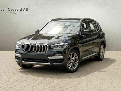 brugt BMW X3 3,0 xDrive30d X-Line aut.