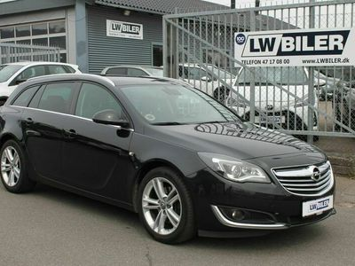 brugt Opel Insignia 2,0 CDTi 140 Edition Sports Tourer eco
