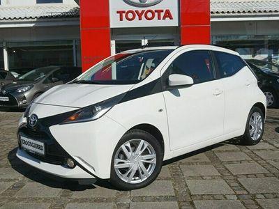 brugt Toyota Aygo 10 VVT-I X-Wave Sky 69HK 5d