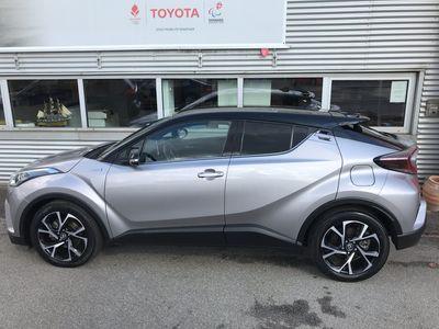 brugt Toyota C-HR 1,8 Hybrid C-LUB Selected + Premium Multidrive S 122HK 5d Aut. A++ Bliv ringet opSkriv til os