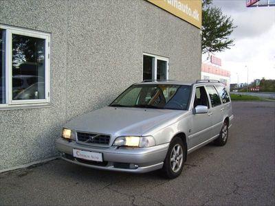 brugt Volvo V70 2,5 Turbo