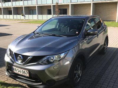 brugt Nissan Qashqai
