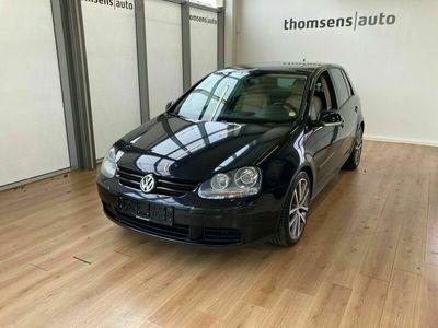 brugt VW Golf Plus 2,0 TDi 140 Comfortline DSG Van