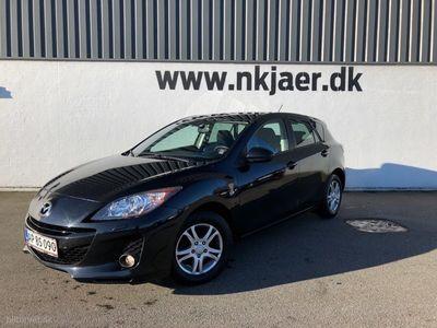 gebraucht Mazda 3 1,6 Takara Edition 105HK 5d