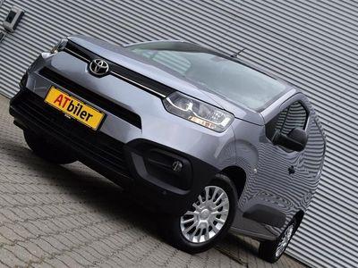 brugt Toyota Proace City Medium 1,2 Comfort 110HK Van 6g A