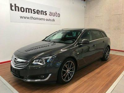 usado Opel Insignia 2,0 CDTi 140 Edition ST eco