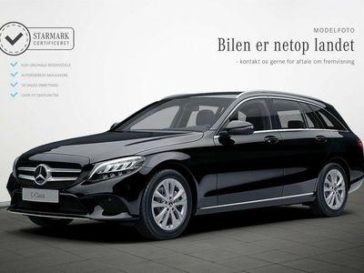 used Mercedes C220 d 2,0 Avantgarde stc. aut.