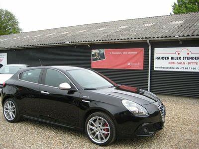 brugt Alfa Romeo Giulietta 1,4 Turbo 120 Sportiva QV