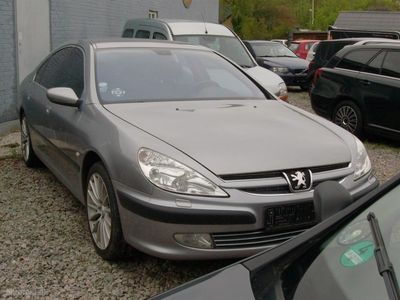 gebraucht Peugeot 607 2,2 160HK