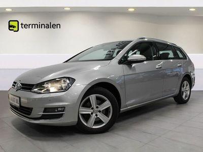 brugt VW Golf VII 1,4 TSi 150 Highl. Vari. DSG BMT