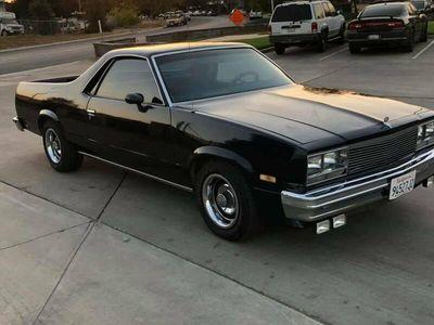 brugt Chevrolet El Camino