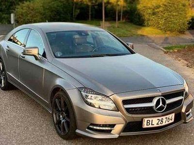 brugt Mercedes CLS350 350 AUT. 3,5
