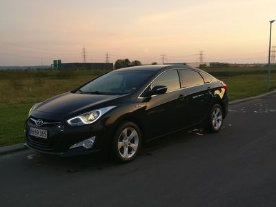 brugt Hyundai i40 1.7 CRDi 4 dørs Sedan