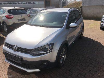 używany VW Polo Cross 1,6 TDI 90HK 5d