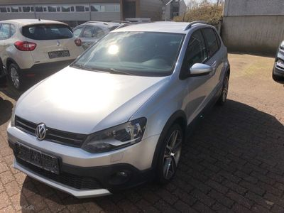 gebraucht VW Polo Cross 1,6 TDI 90HK 5d