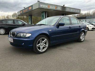 brugt BMW 318 i 2,0 143HK