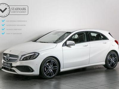 begagnad Mercedes A200 1,6 Edition aut.