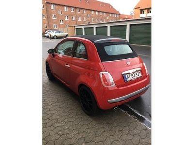 brugt Fiat 500C 1,2