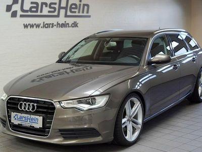 usado Audi A6 3,0 TDi 204 Avant Multitr.