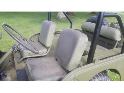 gebraucht Jeep Wrangler 2,4 Willys M38A1