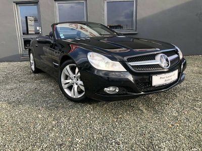brugt Mercedes SL500 5,5 aut.