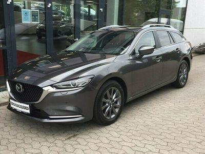brugt Mazda 6 20 Skyactiv-G Premium 165HK Stc 6g Aut.