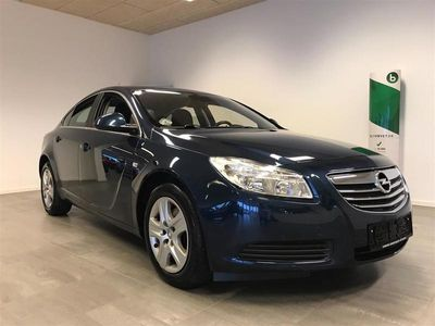 brugt Opel Insignia 1,6 Cosmo 180HK 6g
