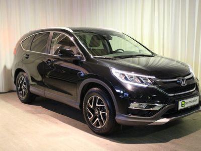 brugt Honda CR-V 1,6 i-DTEC Elegance Plus