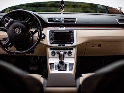 brugt VW CC 2,0 TDI