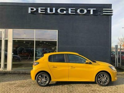 brugt Peugeot 208 1,2 PureTech Prime 75HK 5d