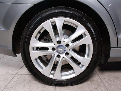 brugt Mercedes C220 CDi Avantgarde st.car aut. BE