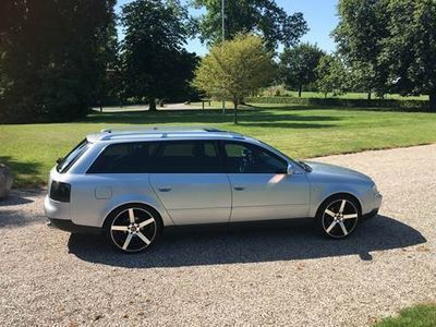 brugt Audi A6 2,8 Avant Quattro S6