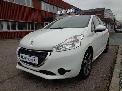 brugt Peugeot 208 1,2 VTi Active